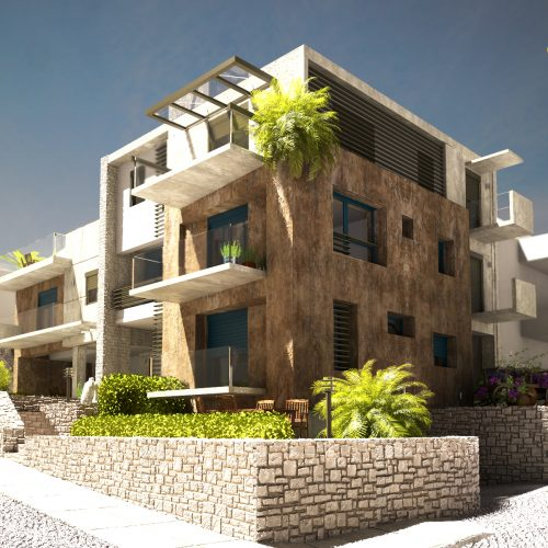 Luxury Block of Flats in Rethymno
