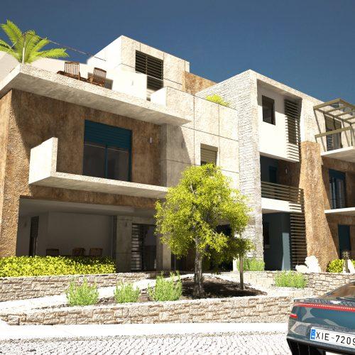 Luxury Flats' Complex in Rethymno