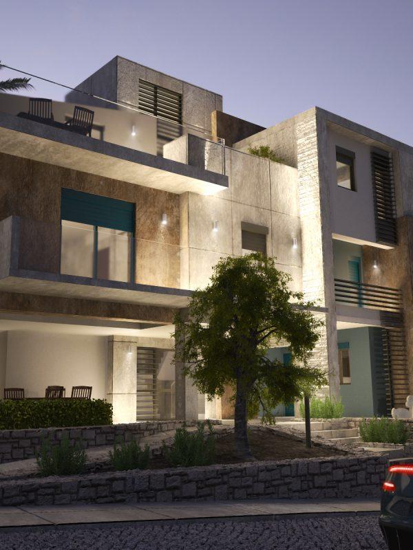 Luxury Appartments Complex in Rethymno