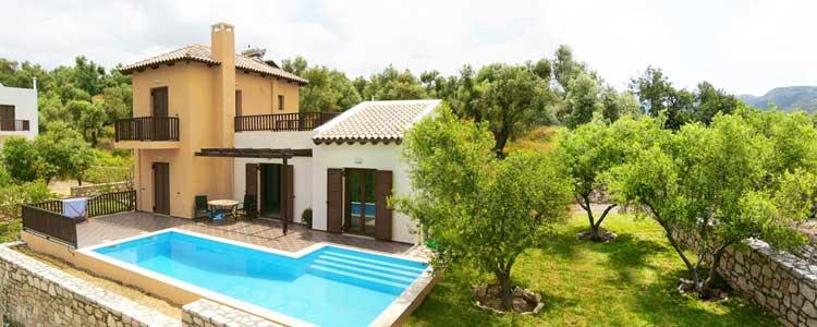 Villa Cassioppeia at Ag. Triada Village