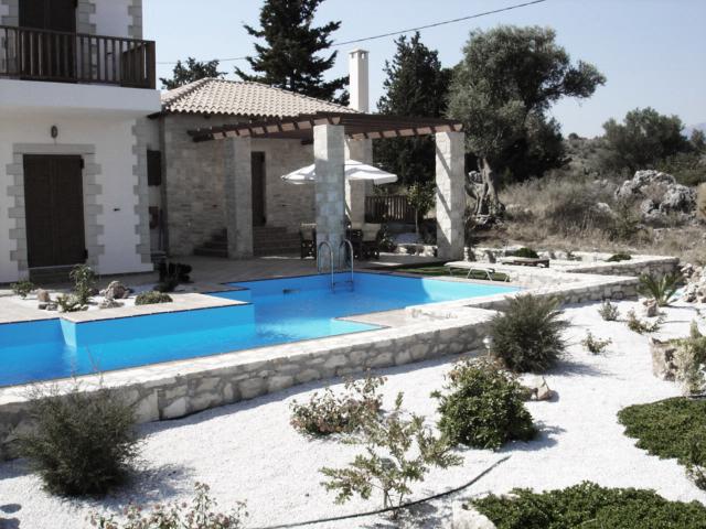 Mediterranean Architecture Villas