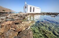 Georgioupolis' Chapel on the Water
