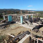 Villa Aphrodite Concrete Stage