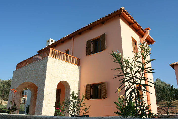 House in Traditional village of Ag Triada