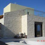 Tiling of villa Ariadne