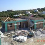 Pitched Roof Construction
