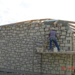 Stone Walls built with Traditional Byzantine Technique