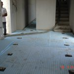 Under Floor Thermal Insulation