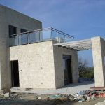 Villa Armonia under construction