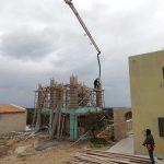 Villa Lavender Concrete Carrier