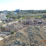 Foundations of villa Iris, Lyto, Lia