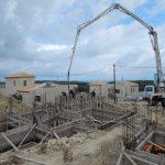 Foundation Concrete Stage