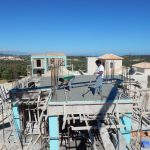 Villa Lia's First Floor Slab Concrete Leveling