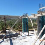 Ironing Reinforcement in Concrete Columns