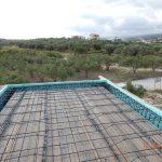 Villa Iris Slab Metal Reinforcement