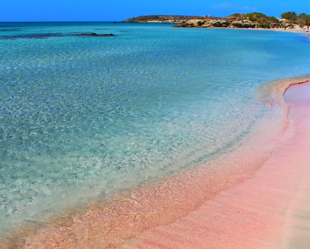 Elafonisi Beach in Crete