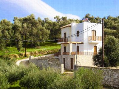 Traditional villa in Rethymno
