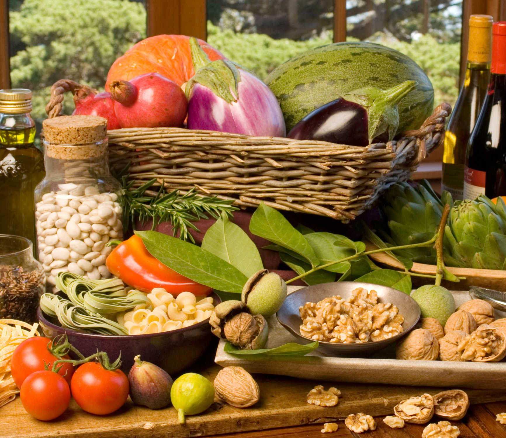 Mediterranean Diet is the Cretan Diet