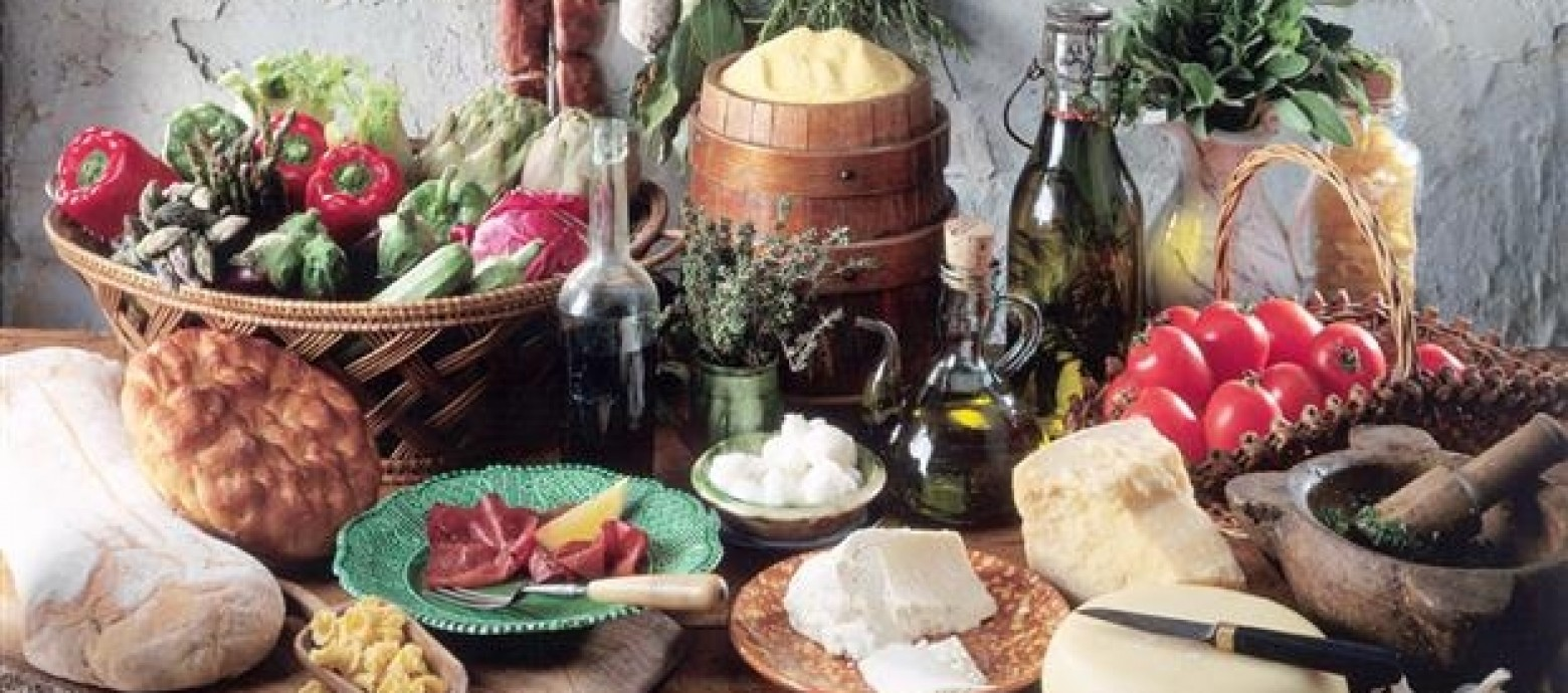 Cretan Traditional Diet