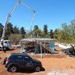 Villa Maia Xirosterni Reinforced Concrete