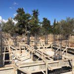 Villa Maia Formwork Foundation