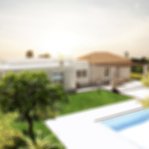action constructing villa maia