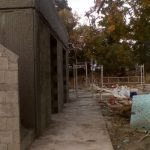 Villa Maia Plastering