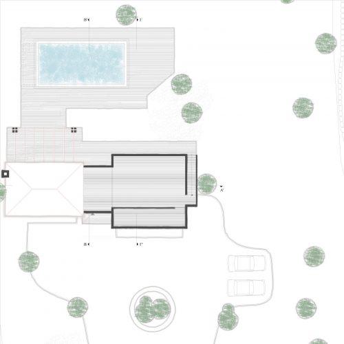 Villa Maia Upper Terrace