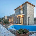 Architecture Pool Villa Project Loutra