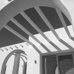 Balck White Pergolas Project Agia Galini