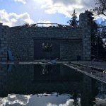 Pool Development Stonewalls Villa Maia