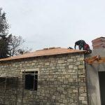 Construction Progress Villa Crete