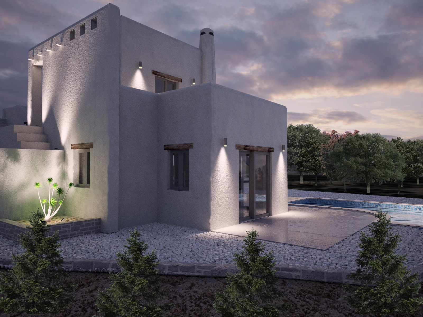 Villa Apoi