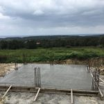 Concrete-Foundation-Buy Villa Rethymno