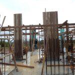Villa Agios Dimitrios Concrete Stage