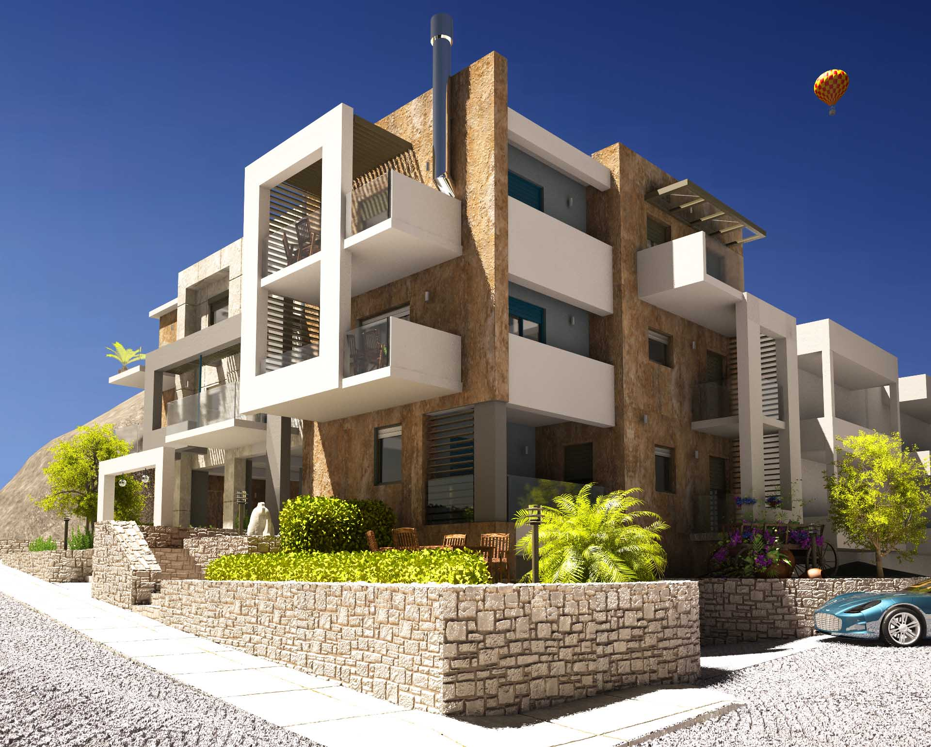 Rethymno Apartments