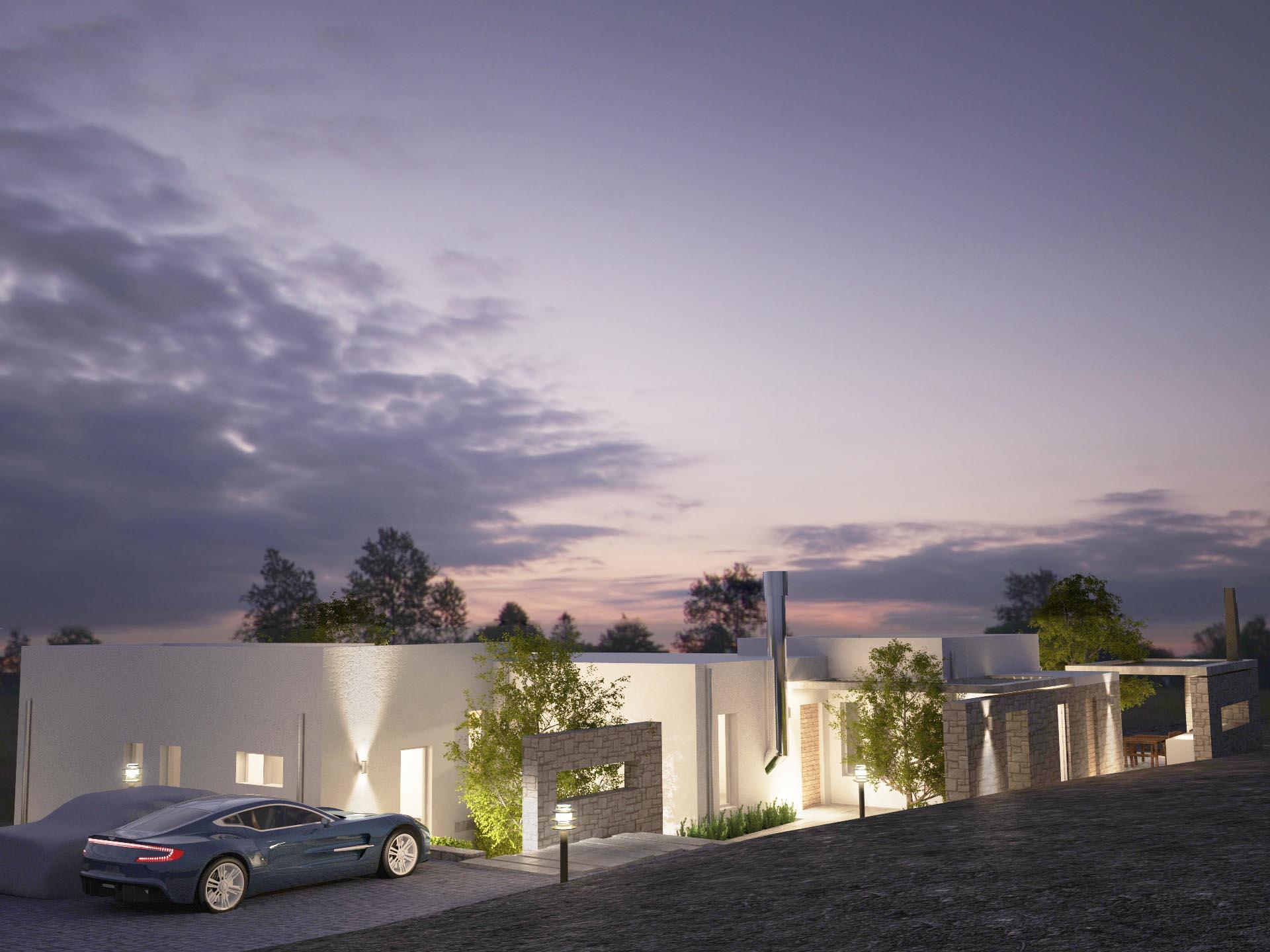 AmnaOlive Villa