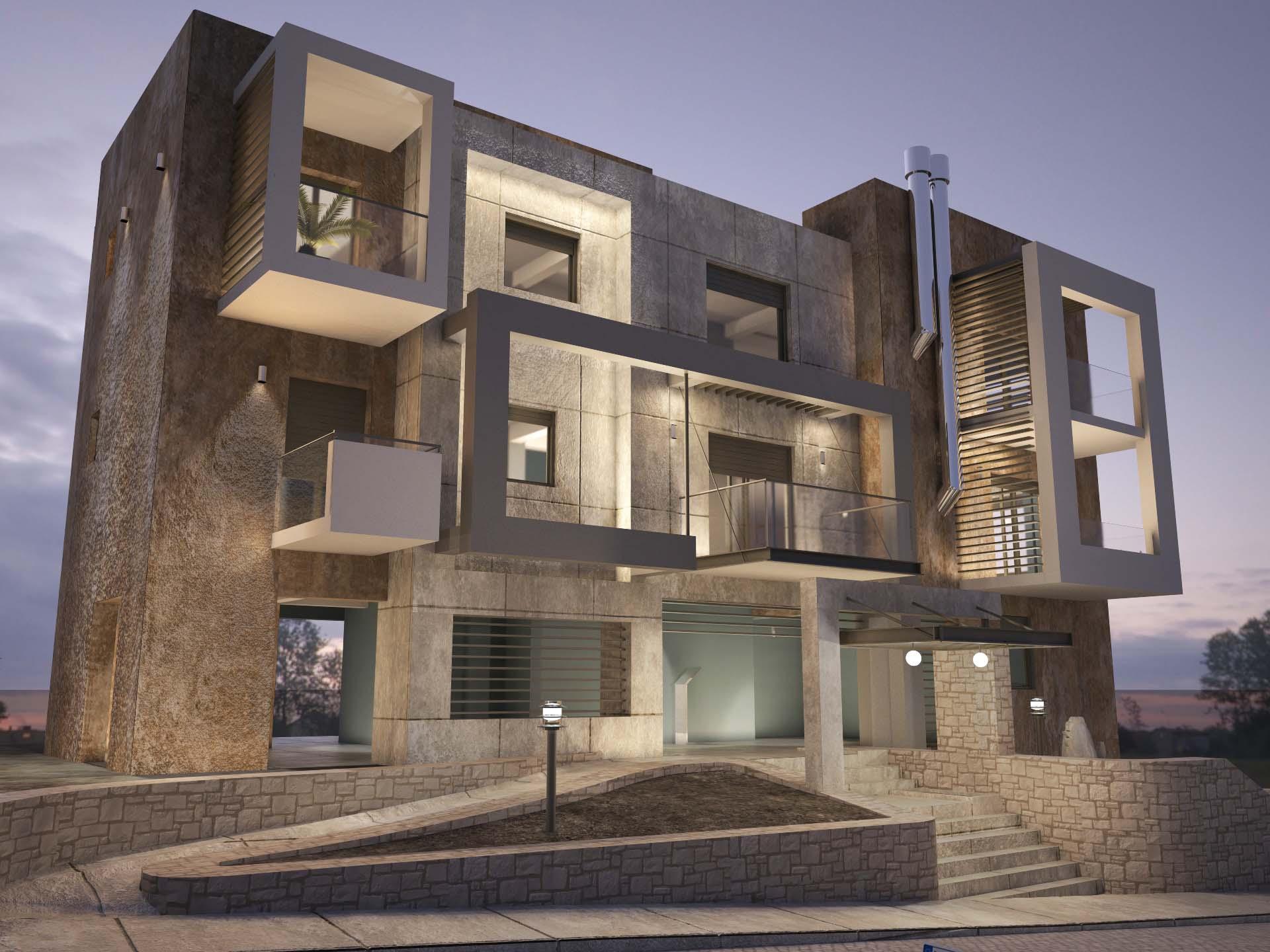 Rethymno Apartment B2