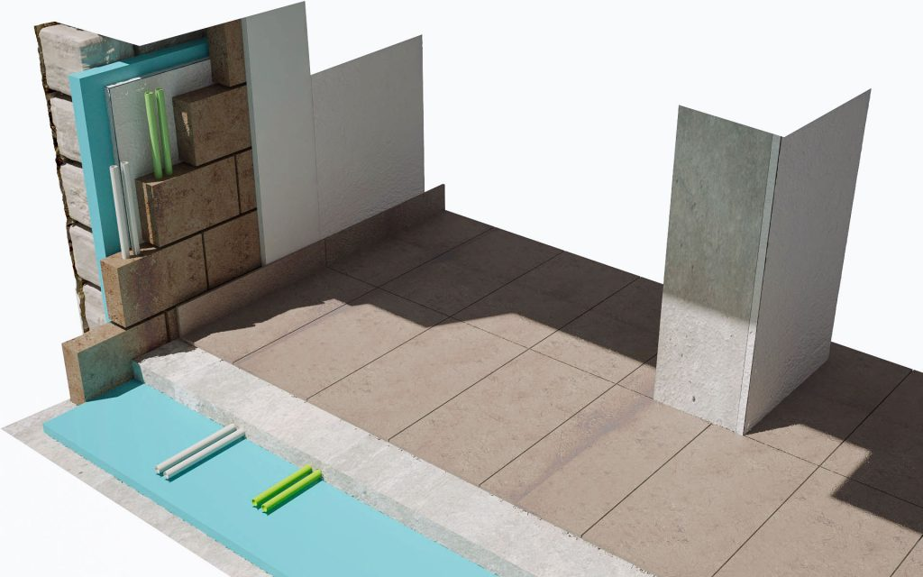 Floor Building Method