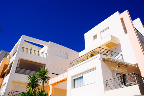 Appartments' complex in Kallithea, Rethymno