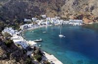Loutro Village in Crete