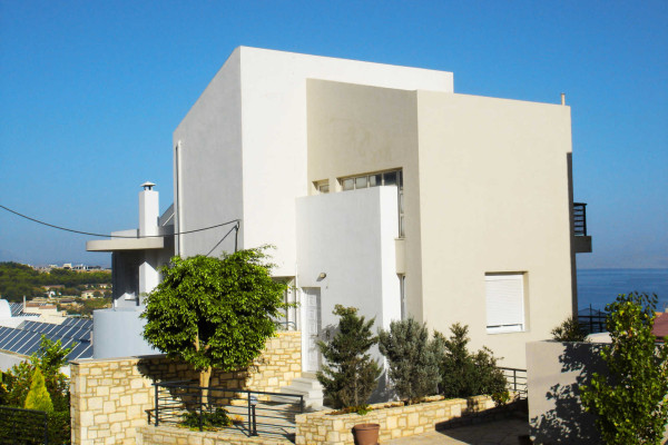 Apartments' Complex with Aegean Sea views