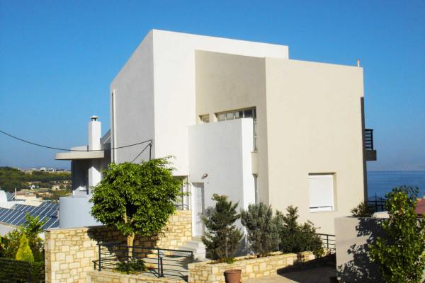 Apartments' Complex with Aegean Sea views