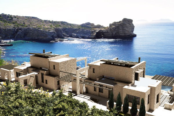 Luxury Residence Complex in Crete