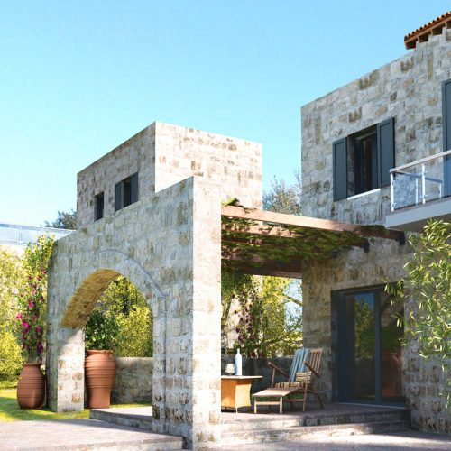 Villa Lia - A Traditional House with Garden and Swimming Pool