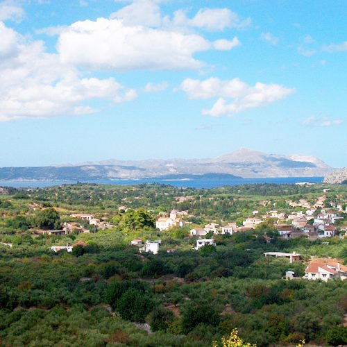 Xirosterni village, Chania