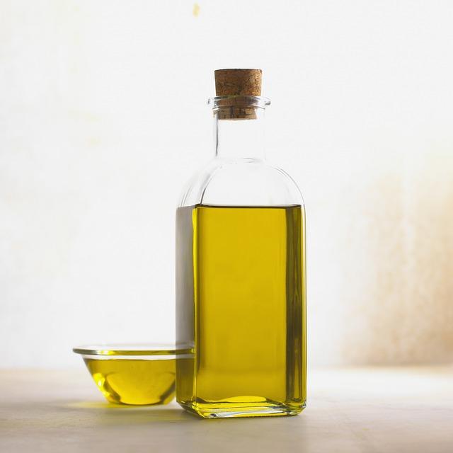 Olive Oil - Cretan Diet