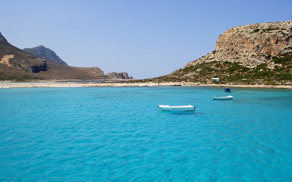 Balos Beaches in Chania