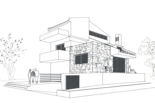 Modern House Case Study