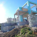 Concrete Thermal Insulation in villa Lavender